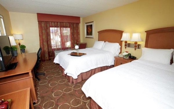 Double Full Room Package -
